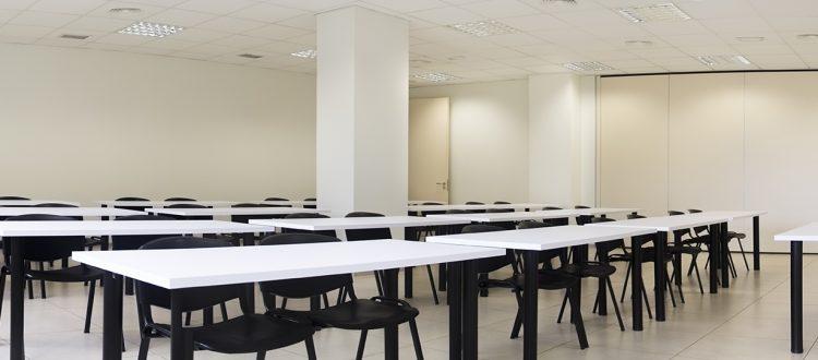 Alquiler de aula en Valencia
