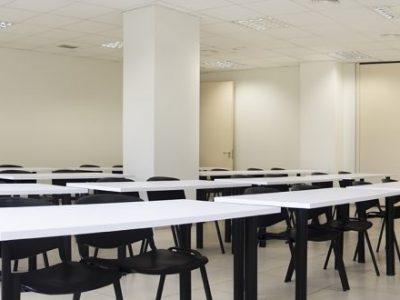 servicio de alquiler de aulas en Valencia