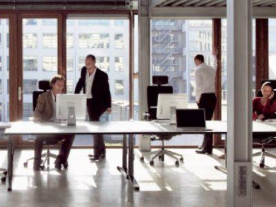 espacios de trabajo que motivan y aumentan la productividad